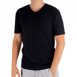 Tricou pentru bărbați Cod 4103 Bleu
