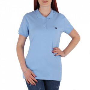 Tricou pentru dame cod TRC1 Blue