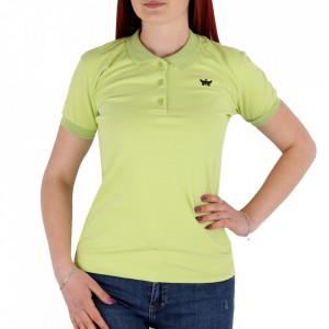 Tricou pentru dame cod TRC1 Green
