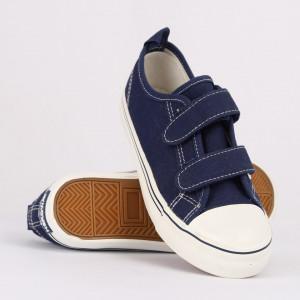 Sneakers pentru băieți cod HT982 Albastru Închis