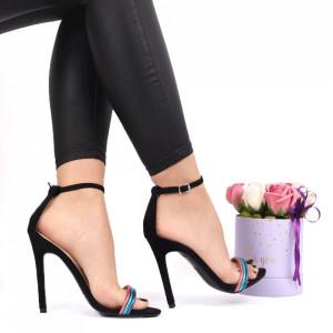 Sandale pentru dame cod ST0020 BLACK