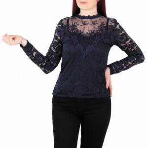 Bluză Lilah Bleumarin