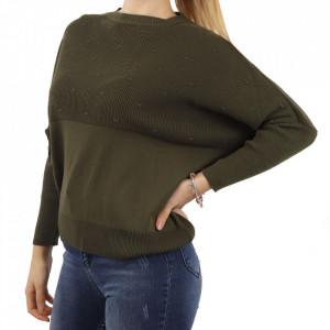 Bluză pentru dame cod F55 Green