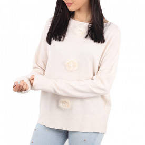 Bluză pentru dame cod FST-01 Alb