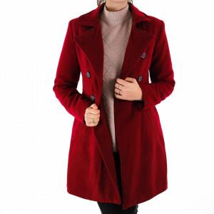 Palton Alicia Red