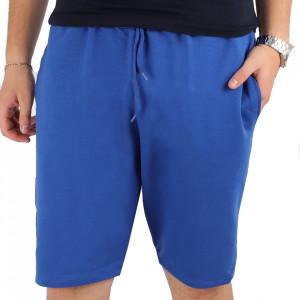 Pantaloni scurți pentru bărbați cod A554 Blue