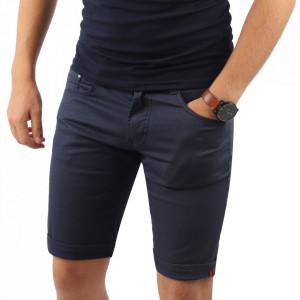 Pantaloni scurți pentru bărbați cod KL004 Navy