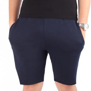 Pantaloni scurți pentru bărbați cod MP1317 Navy