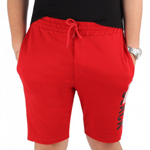 Pantaloni scurți pentru bărbați cod MP1318 Red