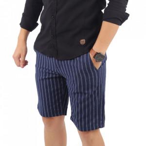 Pantaloni scurți pentru bărbați cod W-7165 Blue