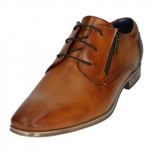 Pantofi Bugatti 6341 Cognac