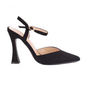 Pantofi cu toc cod OD0335 Black