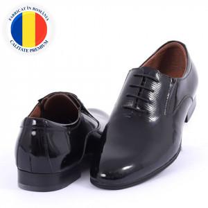 Pantofi din piele naturală Blacky
