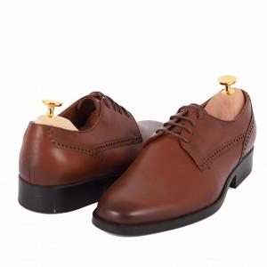 Pantofi din piele naturală Callum Maro