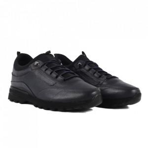 Pantofi din piele naturală pentru bărbați cod 204949 ABS
