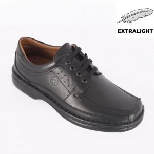 Pantofi din piele naturală pentru bărbați cod 220 N
