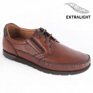 Pantofi din piele naturală pentru bărbați cod 621 MP