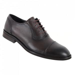 Pantofi pentru bărbați cod 140 Maro