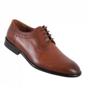 Pantofi pentru bărbați cod 149 Maro