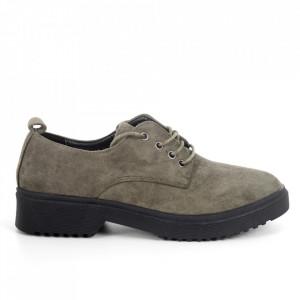Pantofi pentru dame cod AG-09 Army Green