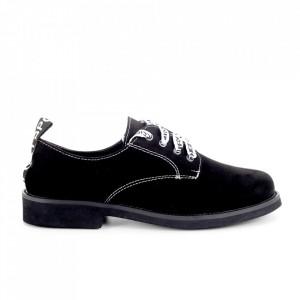 Pantofi pentru dame cod M12 Black