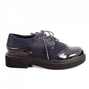 Pantofi pentru dame cod PL-229 D.Blue