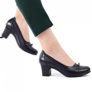 Pantofi pentru dame cod X24 Blue