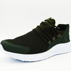 Pantofi sport cod 507 Verzi - Cumpără îmbrăcăminte și încălțăminte de calitate cu un stil aparte mereu în ton cu moda, prețuri accesibile și reduceri reale, transport în toată țara cu plata la ramburs - Deppo.ro
