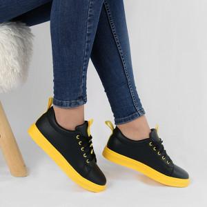Pantofi sport cod Z122 Negri