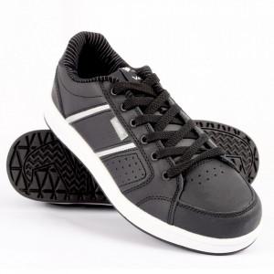 Pantofi Sport din piele naturală pentru bărbați cod 9188 Black