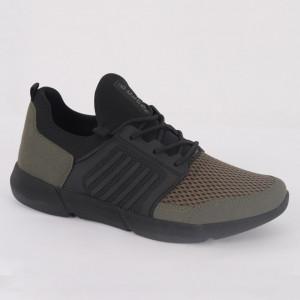 Pantofi Sport pentru bărbați cod 105-MRD-GC Khaki