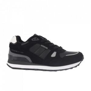 Pantofi sport pentru bărbați cod ARD19202-1 Black