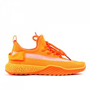 Pantofi Sport pentru dame Cod 1653SM Orange
