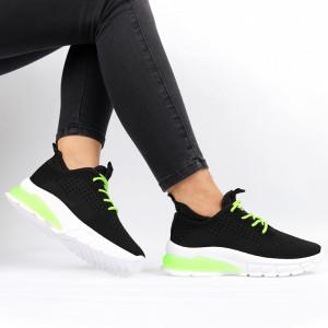 Pantofi Sport pentru dame Cod 23-56 Black