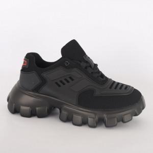 Pantofi Sport pentru dame cod 666 Black