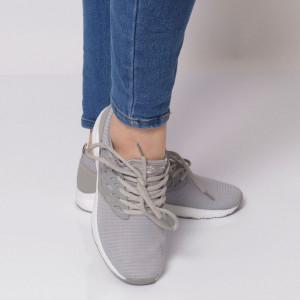 Pantofi Sport pentru dame Cod B8143 Grey