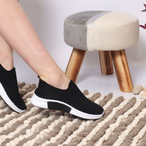 Pantofi Sport pentru dame Cod HQ-9-53 Black