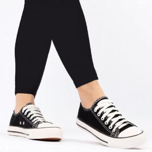 Pantofi Sport pentru dame Cod TEN85 Black