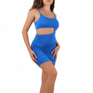 Rochie Lorein Dark Blue
