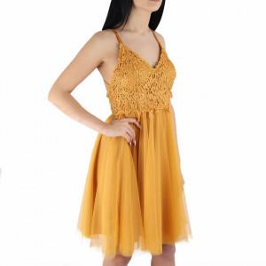 Rochie Scarlett Orange