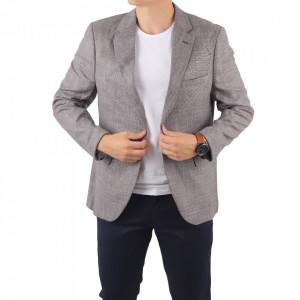Sacou CNR 78 - Ideal pentru o ținută casual de zi care poate fi purtat atât cu cămașă cât și cu helancă Compoziție: 85% bumbac, 15% polyester - Deppo.ro
