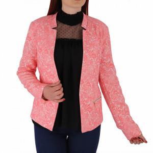 Sacou Cora Pink