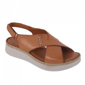 Sandale din piele naturală cod 102 Taba