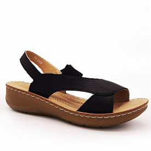 Sandale Negre cod P981