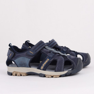 Sandale pentru băieți cod R08 Navy