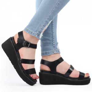 Sandale pentru dame cod 9330-9 Black