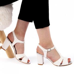 Sandale pentru dame cod J20 White