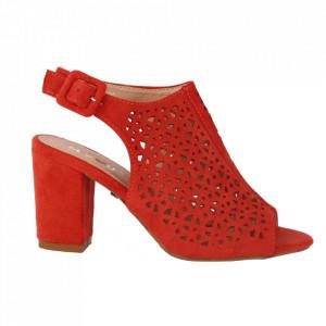 Sandale pentru dame cod M22 Orange