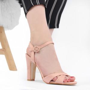 Sandale pentru dame cod XH503 Pink