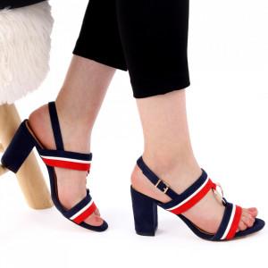Sandale pentru dame cod Z03 Navy